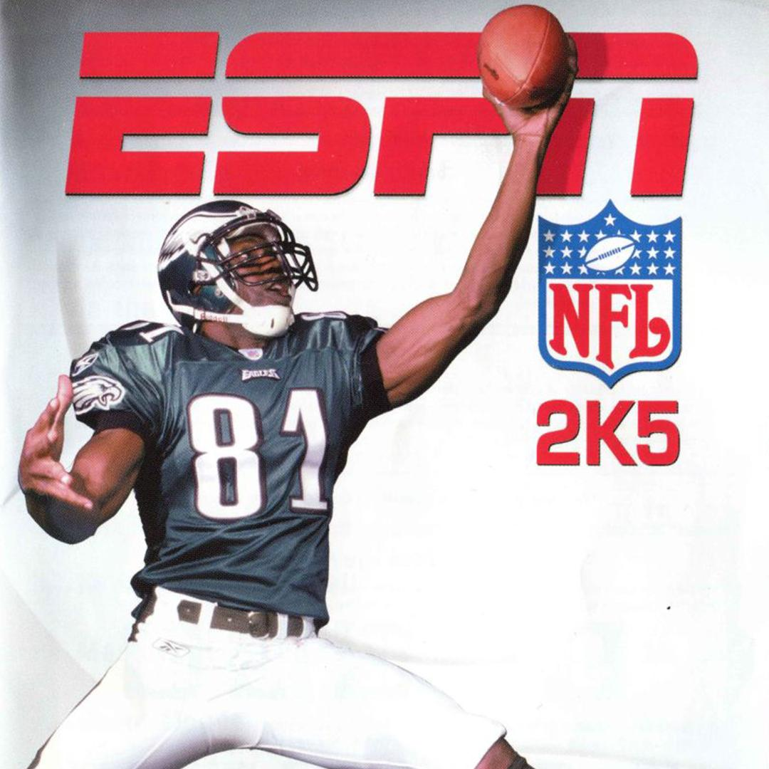 15 years ago today, ESPN NFL 2K5 was released.