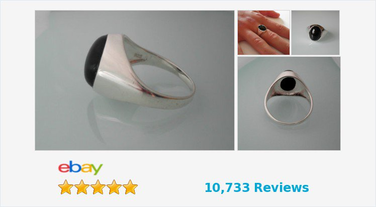New 925 Sterling Silver Gent's Men's Curved Oval Onyx Signet Ring - Sizes O - Z | eBay #sterlingsilver #black #onyx #signet #ring #gents #mens #jewellery #accessories #fashion #gift #giftsforhim #mensstyle #menswear #mensfashion https://www.ebay.co.uk/itm/312494600214…