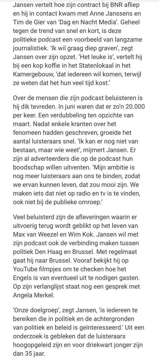 Jaap Jansen On Twitter Het Nederlands Dagblad Schrijft