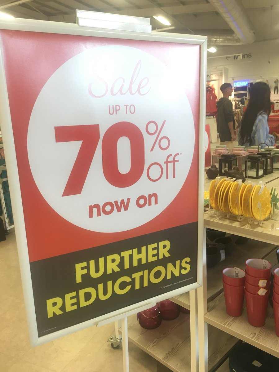 Make fantastic savings in the @Matalan Harlow Sale! Swimwear down to just £1 and jumpers from just £3! Offers too good miss!