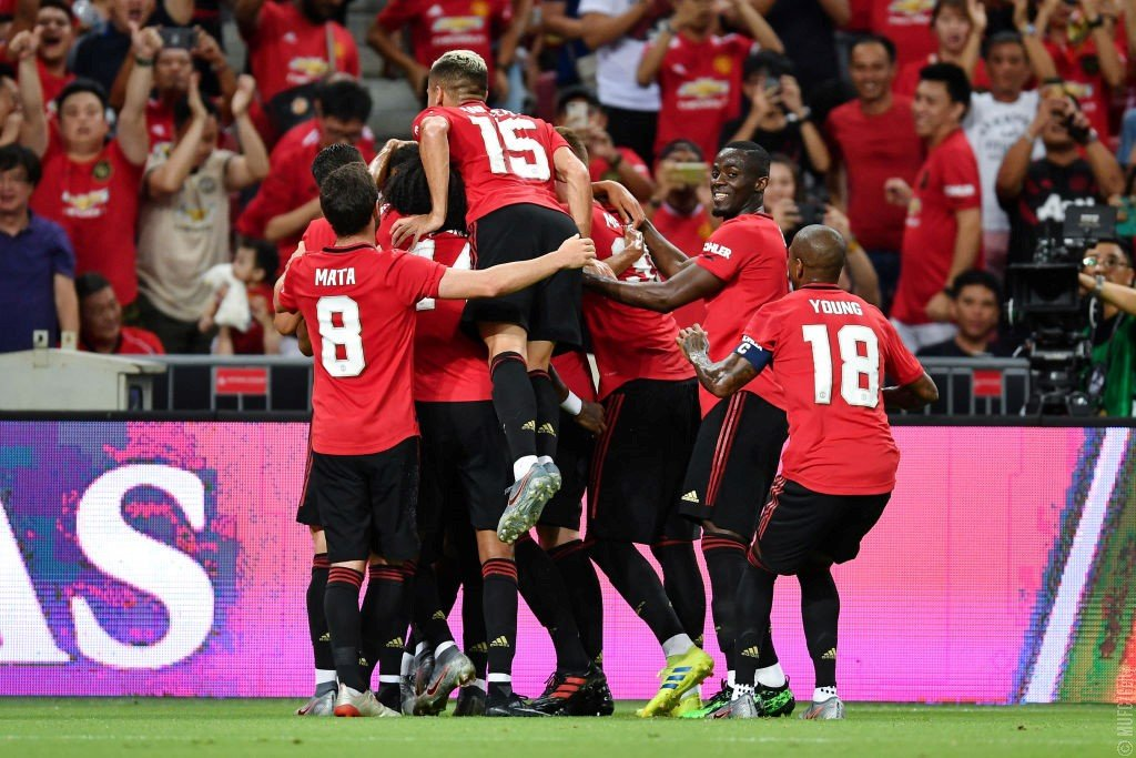 Manchester United Inter Milan