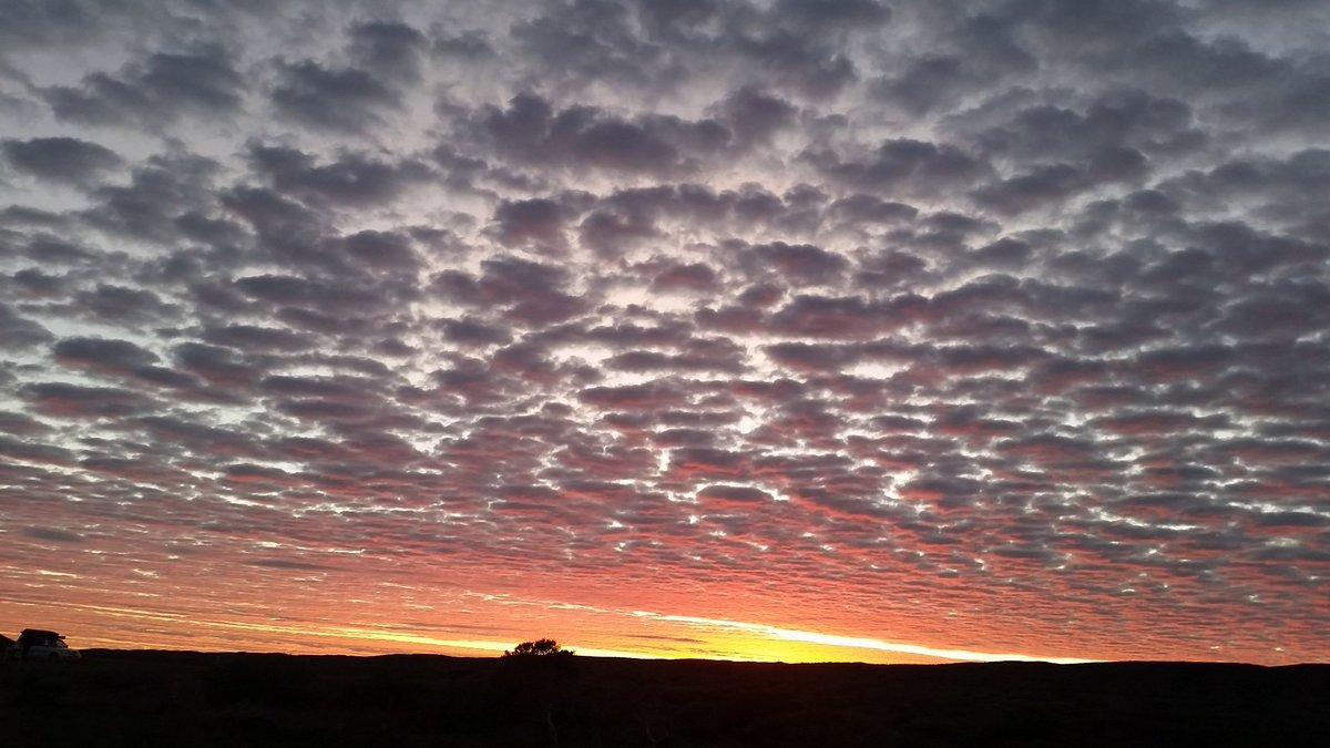 Amazing sunrise Cape Range National Park #ExmouthWA #justanotherdayinwa