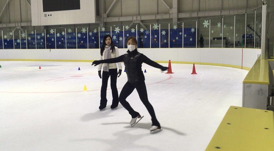 平原 綾香 スケート