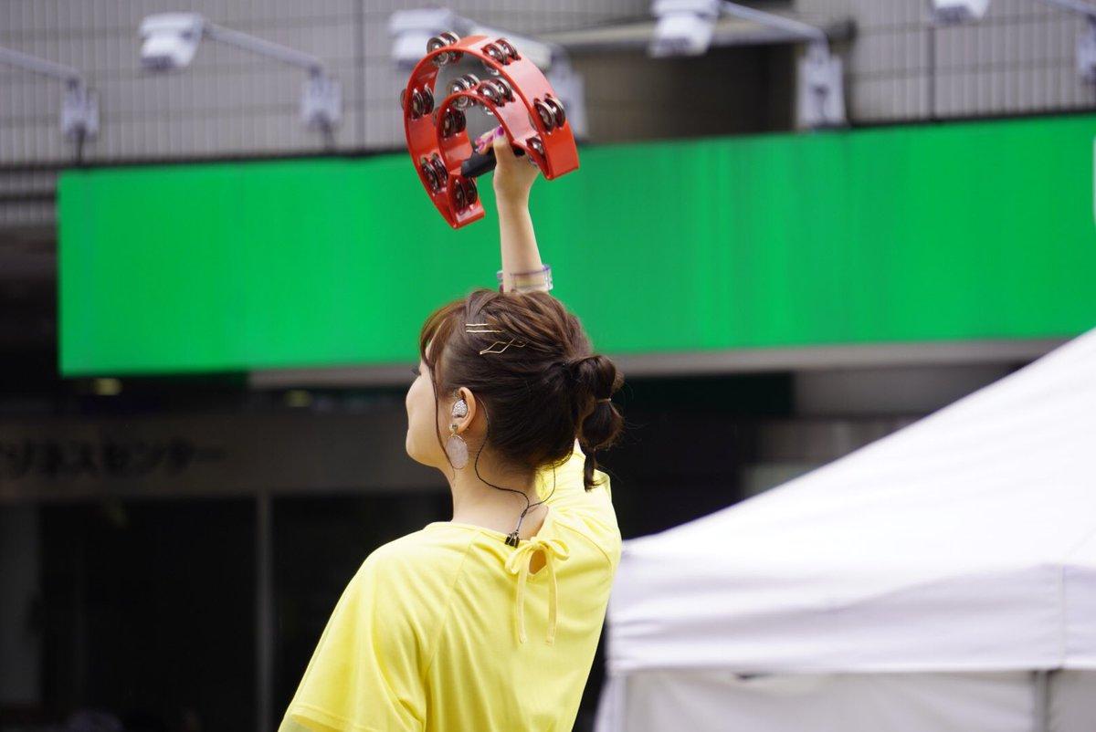 【リリースイベント】東京ありがとうございました!皆さんの熱気がものすごく伝わってきました??2枚目の写真でさくちゃんが持っているのは、7/31発売『I am I』完全生産限定盤に付いてくる特典キーホルダーです!キーホルダーのイメージはまさかの、、??️♀️✨