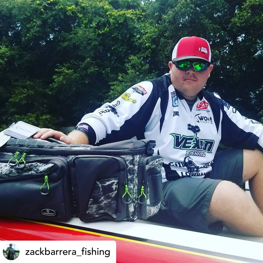 Thank you for your support, Zack! • Repost @zackbarrera_fishing: • Thank you to Evolution Outdoors Design, I will put this new tackle bag to good use!! Go check them out at http://eodoutdoors.com #fishing #tacklebag #mossyoak @MossyOak