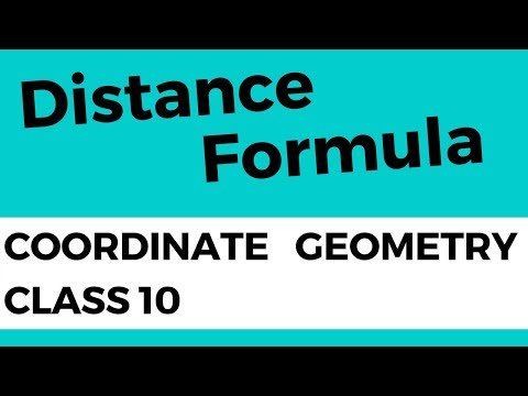 how to find the distance between two points