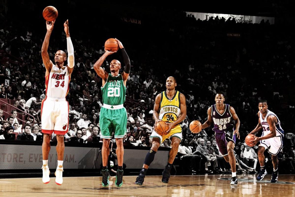 The Art of Shooting by Ray Allen