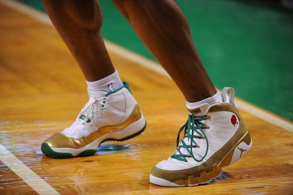Happy Birthday, Ray Allen!   #NBABDAY #NBAKicks