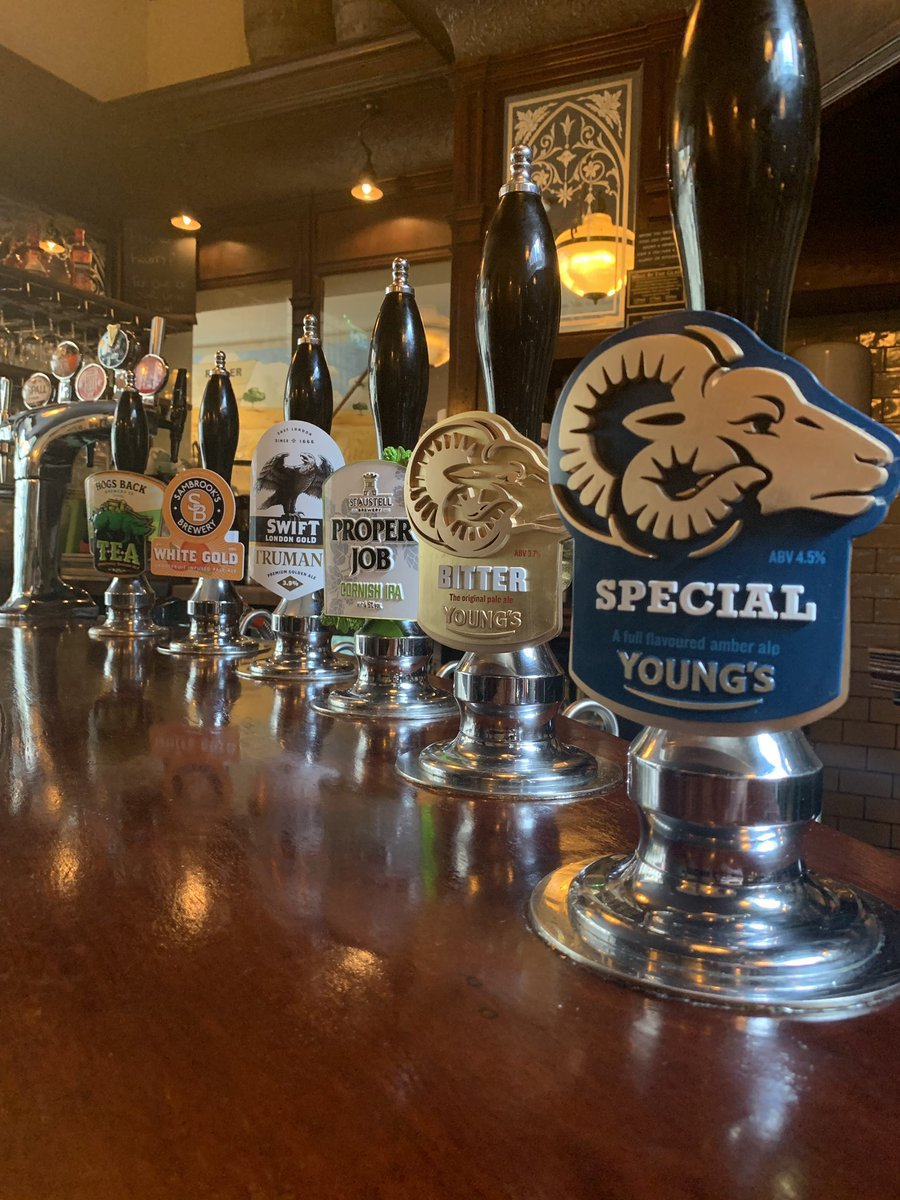 Stuck amongst the madness that is #Westminster ... well we're only a brisk walk away from there and #buckinghampalace   Come hydrate yourself with one of our great #ales! https://t.co/REdLzKiiIY