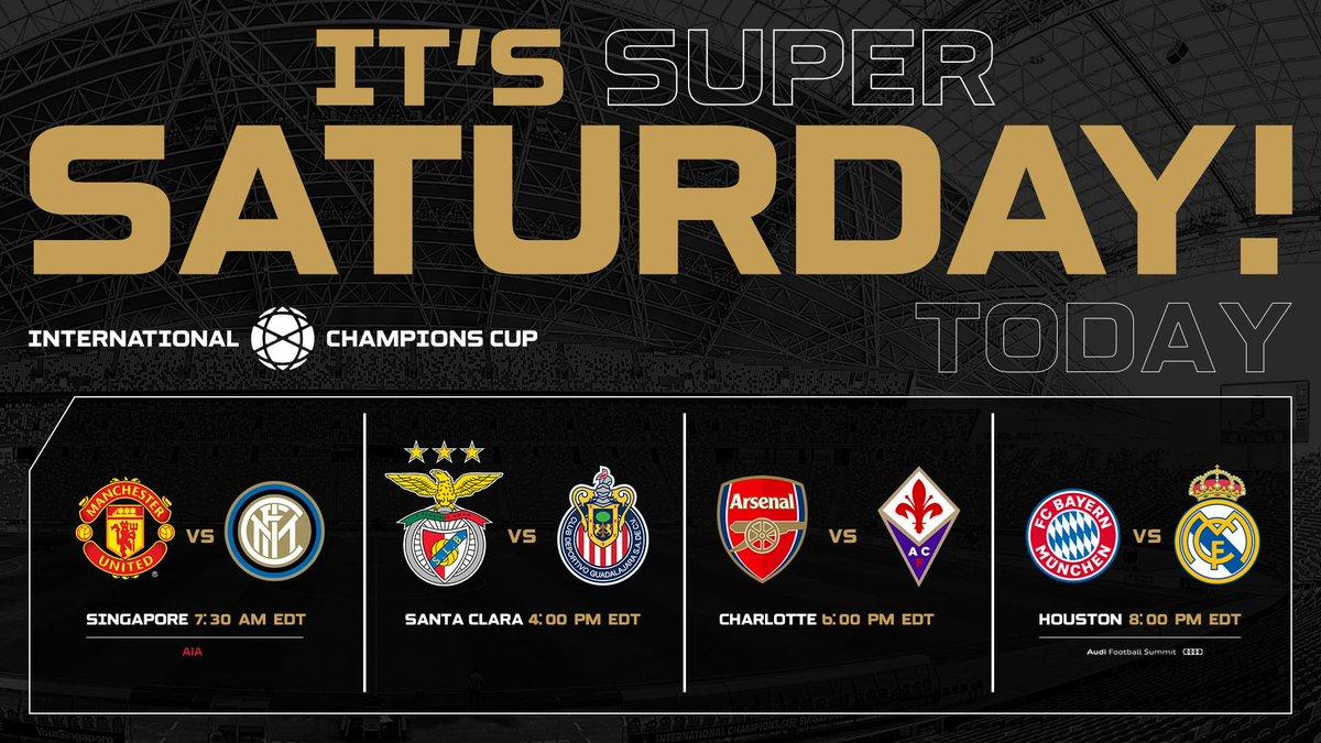International Champions Cup (@...