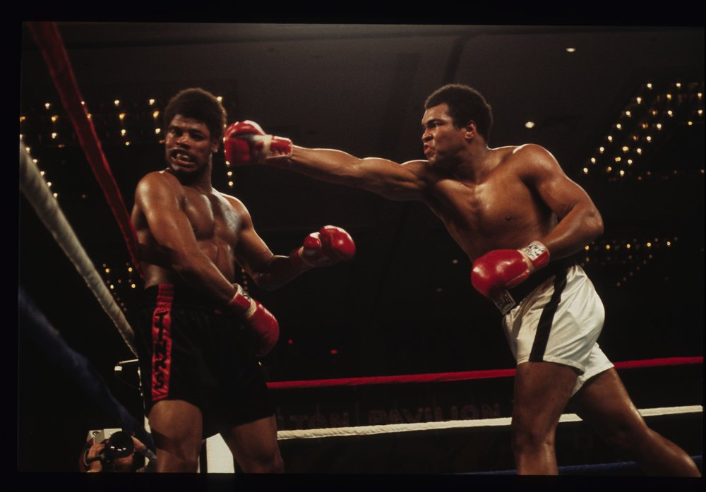 Would you have gotten in the ring with #ALI? https://t.co/vGMq7hYwmm