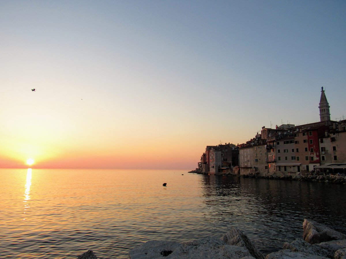 Rovinj - the most romantic town in #Croatia #Istria => RT if you  http://www.royalcroatiantours.com