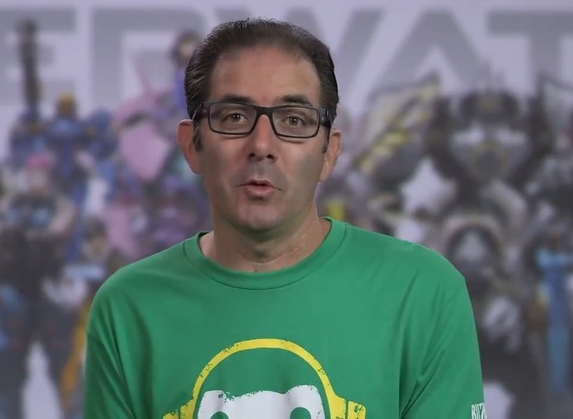 Image result for jeff kaplan