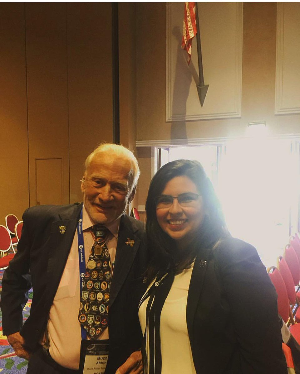 50 years ago, this man walked on the moon 🌕🚀👨🏼🚀 The next pic is one of the most iconic pictures of Apollo 11 @drbuzzaldrin Two pictures of #BuzzAldrin now and then! . #apollo11 #therealbuzz #moonlanding #moonwalkers #apollo50anniversary #apolloanniversary #astronaut