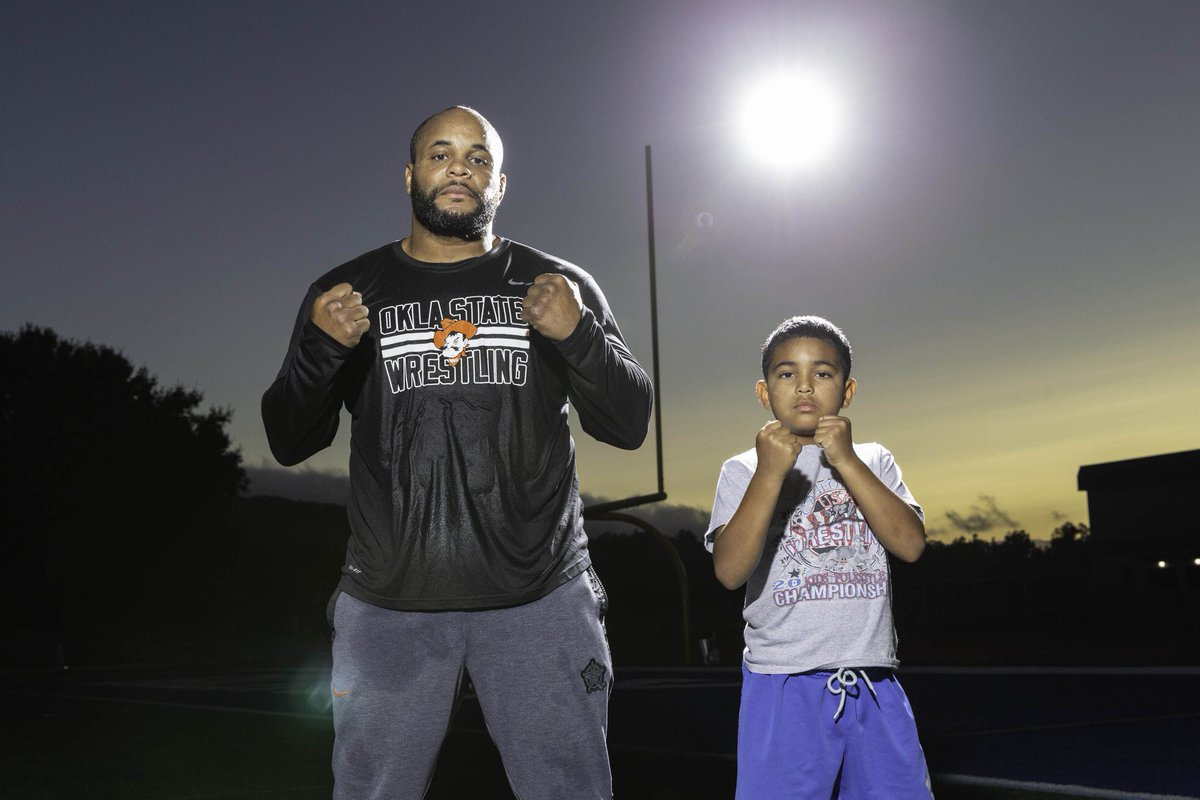 Last nights track workout with my #1. Was a grind @camacho100 we gon be ready come August 17th. #andstill #weareAKA #zinkinsportsmanagement 📸@Iamthebay