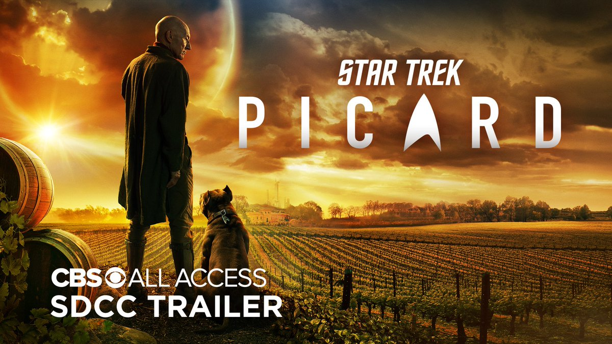 The journey is far from over.  @SirPatStew returns to his iconic role in #StarTrekPicard, coming exclusively to @CBSAllAccess in early 2020: http://bit.ly/PicardCBSAATW