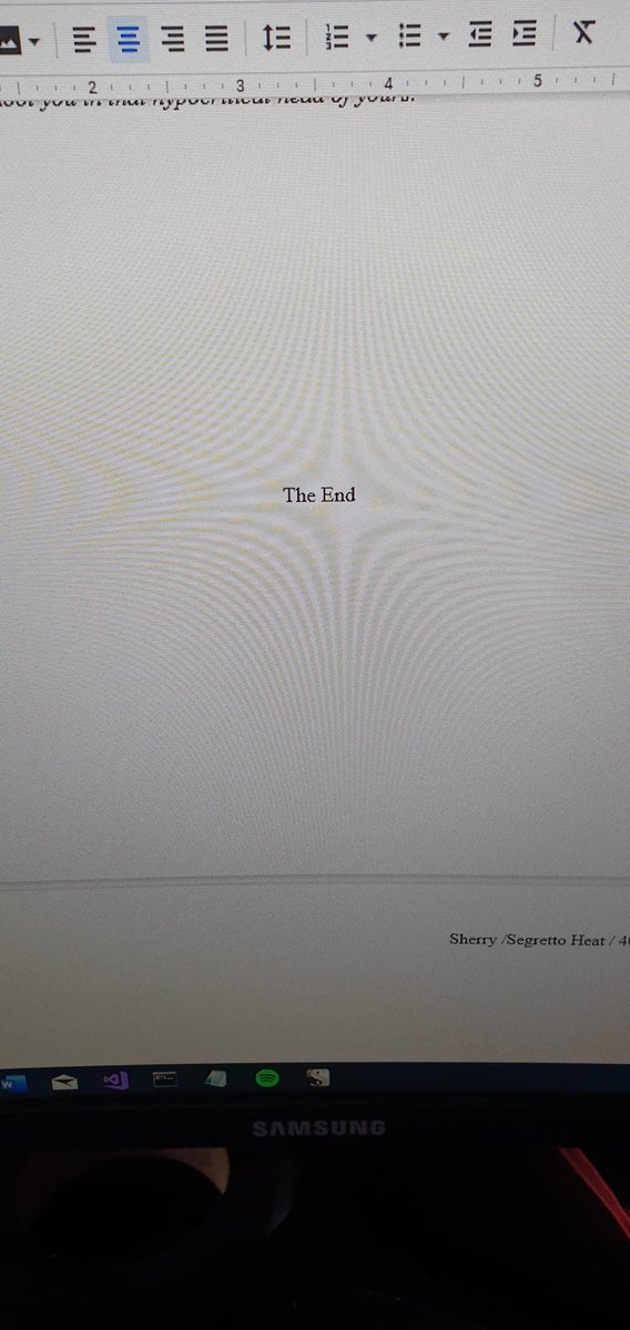 Well, after almost a decade of planning and just over a year of writing, I've finished my first draft! Here's to God knows how long editing the damned thing!  #WritingCommunity #amwriting<br>http://pic.twitter.com/6kFW1h8LrI