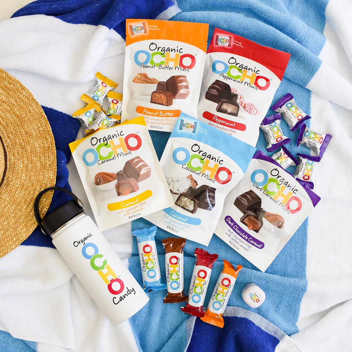 🌞 SUMMER #GIVEAWAY 🌞  To enter: retweet & comment your favorite #Summer activity! 1 winner announced 7/25/19 by noon PST to #win a free bar coupon & OCHO canvas bag. Must be 18+ years & live in the US.