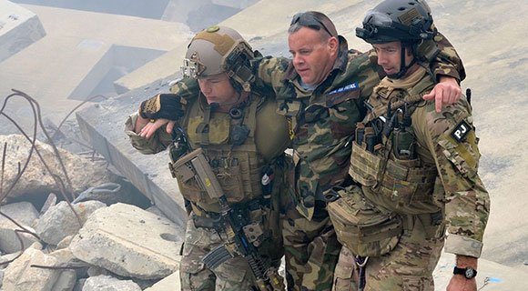 is the us air force in afghanistan