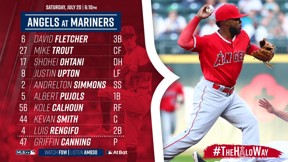 Los Angeles Angels on Twitter: