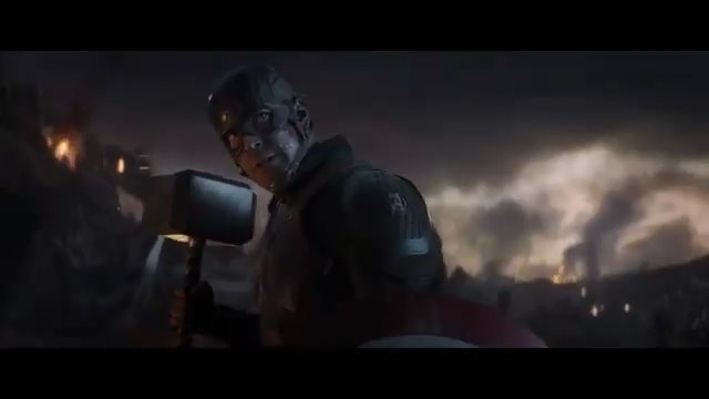 this is THE moment the entire theater room went absolutely wild... steve rogers said you bitches want what i have