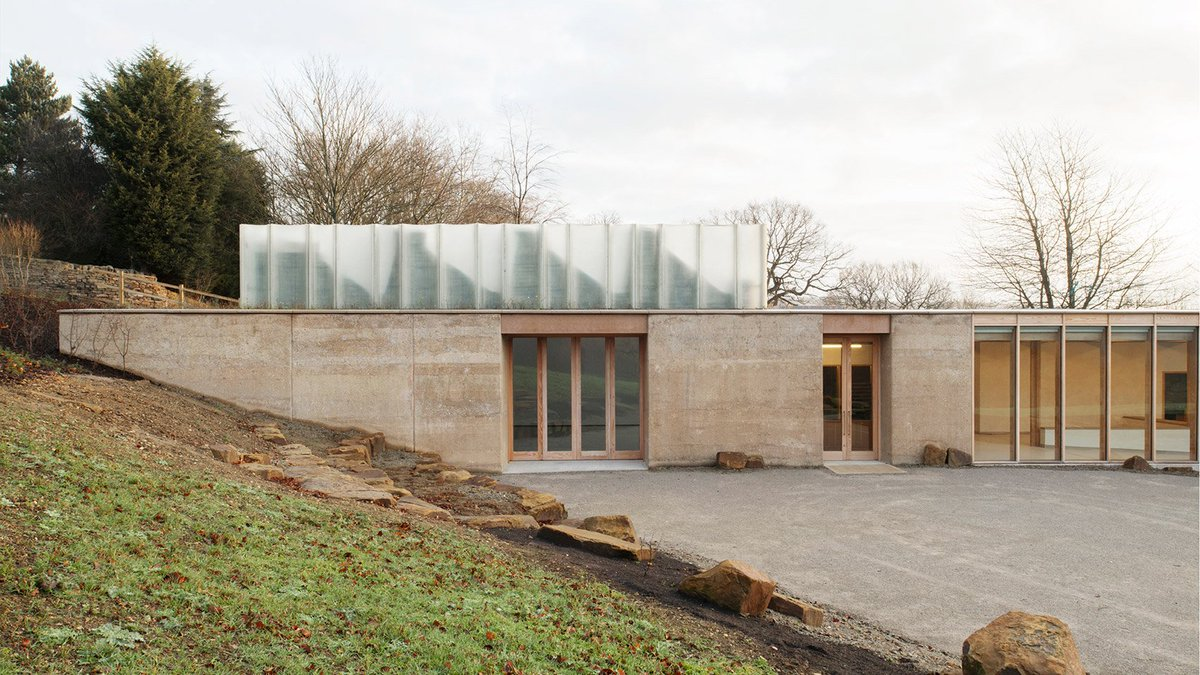 This week, @RIBA announced the six finalists vying for the Stirling Prize. Which one is your favourite? Let us know in the comments: at.dezeen.com/2JO1YR6