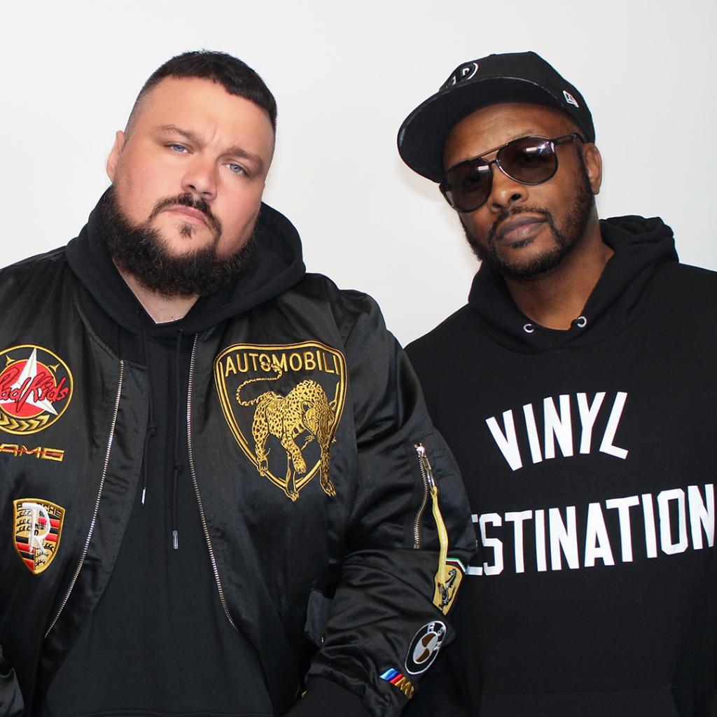 Moments. @djjazzyjeff215 joins @CharlieSloth to drop a 🔥 mix of bangers new and old with the help of @DayneJordan3D. Mad. http://apple.co/Charlie