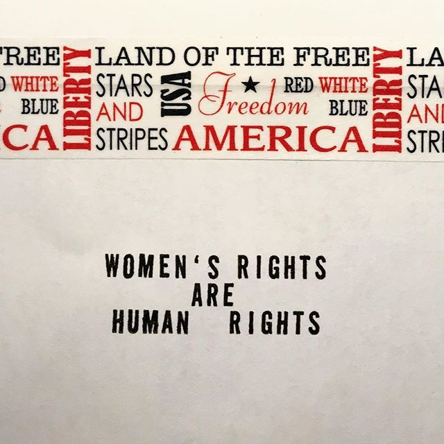 Now more than ever - renewing my @aclu_nationwide membership. #womensrightsarehumanrights ift.tt/2Gp6LHQ