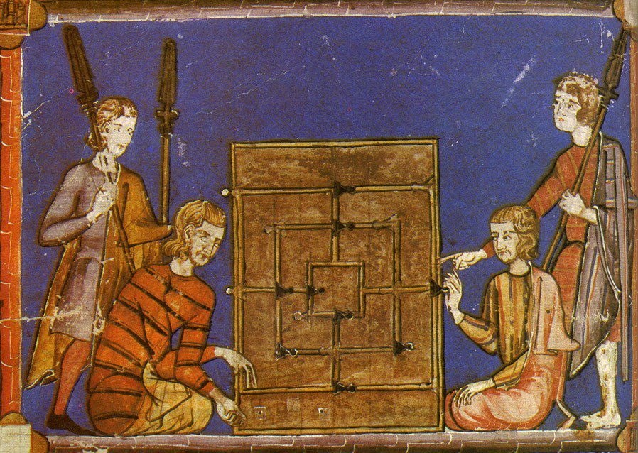 Machine learning is about to revolutionize the study of ancient games. https://trib.al/sFaNDfU