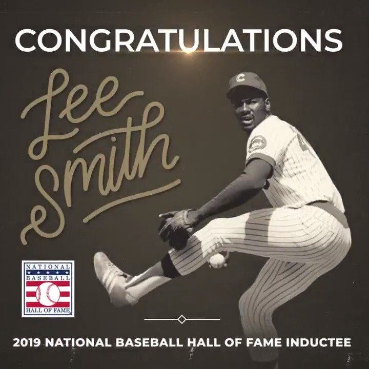 @Cubs's photo on #HOF2019