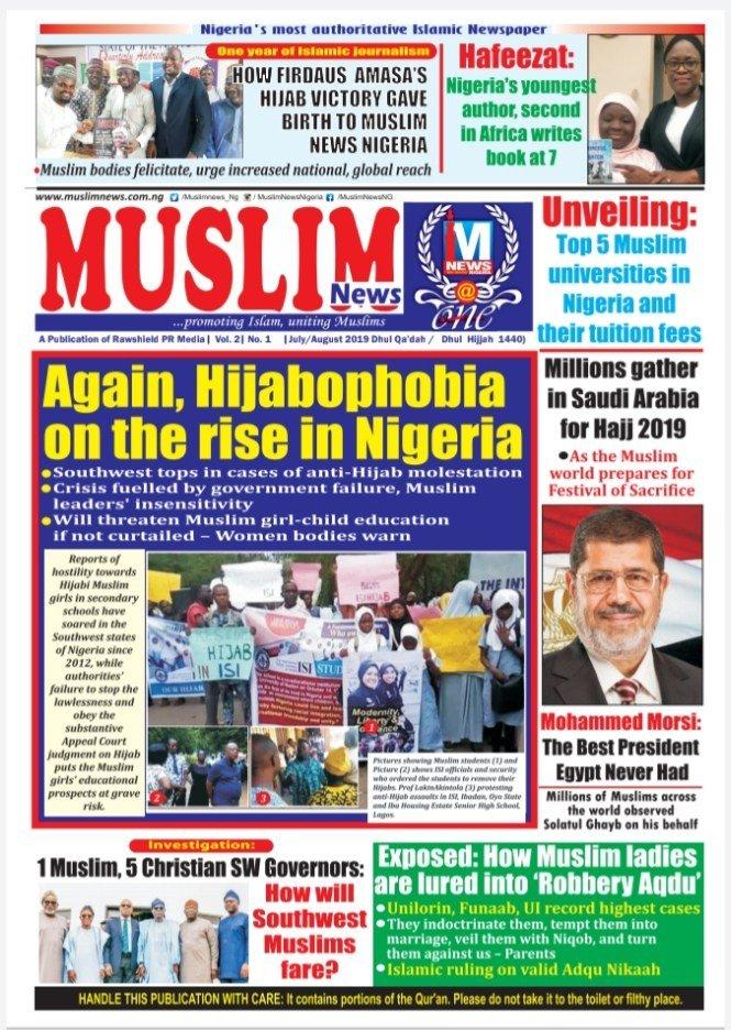 Muslim News Nigeria (@muslimnews_NG)   تويتر