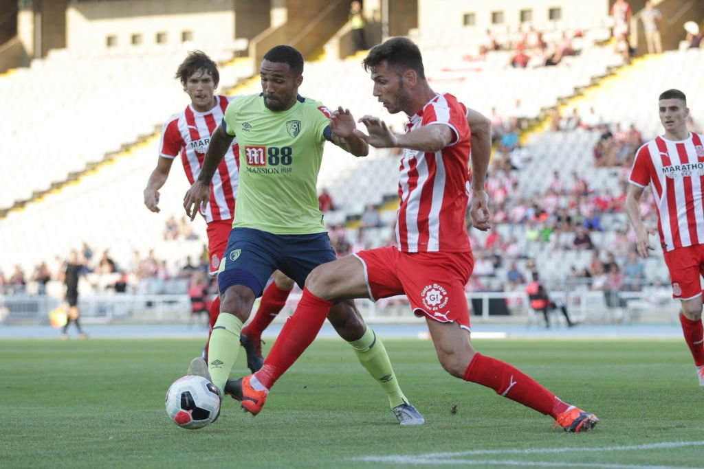 Ten-man #afcb end Spain pre-season training camp with a narrow defeat against Girona in Barcelona. Match report 📰: bit.ly/report-afcb-gi…