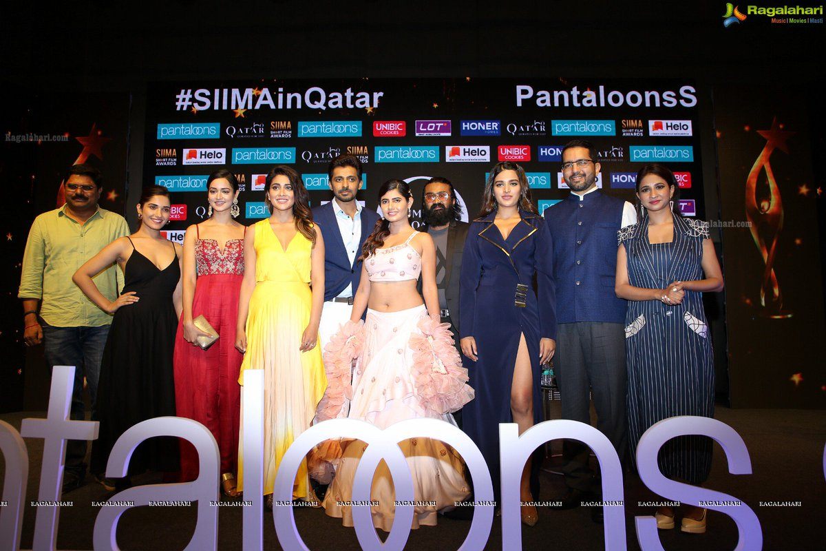 Pantaloons SIIMA 2019 Press Meet &