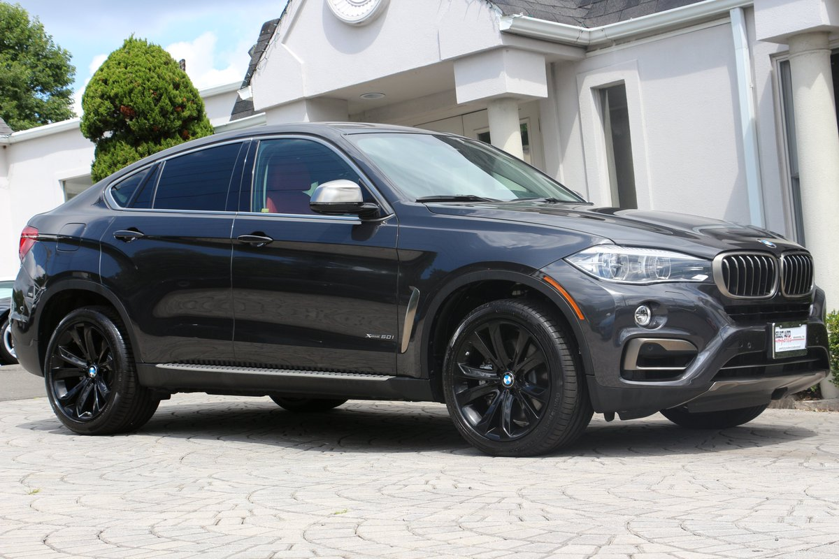 Select Auto Imports On Twitter 2016 Bmw X6 Xdrive 50i Xline Pkg 20 Black Wheels Original Msrp 85 795 00 Dark Graphite Metallic On Coral Red Leather Only 19k Miles Perfect On Sale