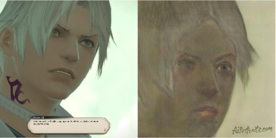 also Thancred, I am so sorry but IT'S PERFECT BAHAHAHA