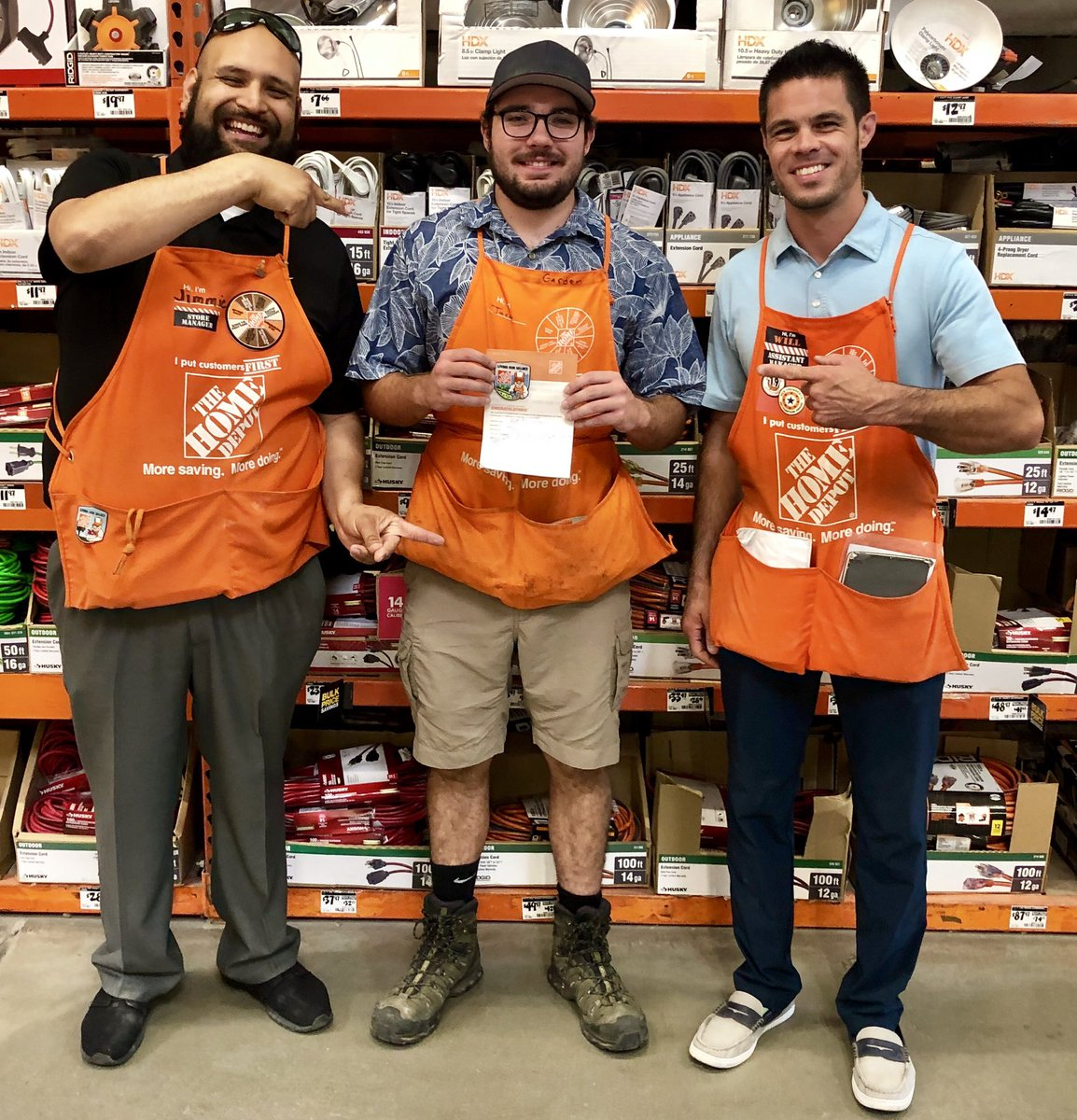 🚨🚨NEW BADGE ALERT 🚨🚨 Jacob driving excellent customer service through in stock and store appearance! Keep it up and thanks for all you do Jacob!!! #BadgerUp #SWBest #SIT