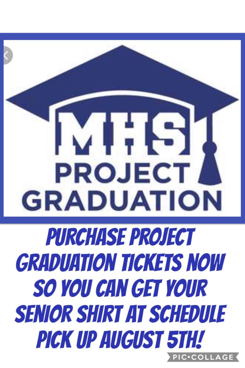 Mhs Graduation 2020.Attention Class Of 2020 Parents And Seniors We Would Like