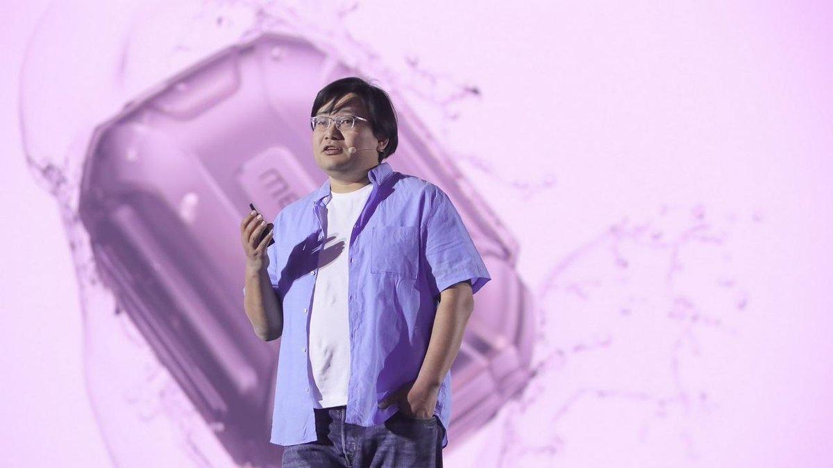 نائب رئيس شركة ميزو الصينية السيد Li Nan يعلن عن استقالته من منصبه. وقد أقرَّ بأن الشركة تواجه تحديات كبيرة في سوق الهواتف مع توقعات بتحسنها.. يُذكر أن Li يعتبر أحد المؤسسين المشاركين للشركة التي انطلقت في قطاع الهواتف في العام 2018. #Meizu