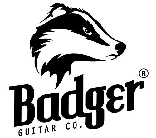 badger guitar co logo