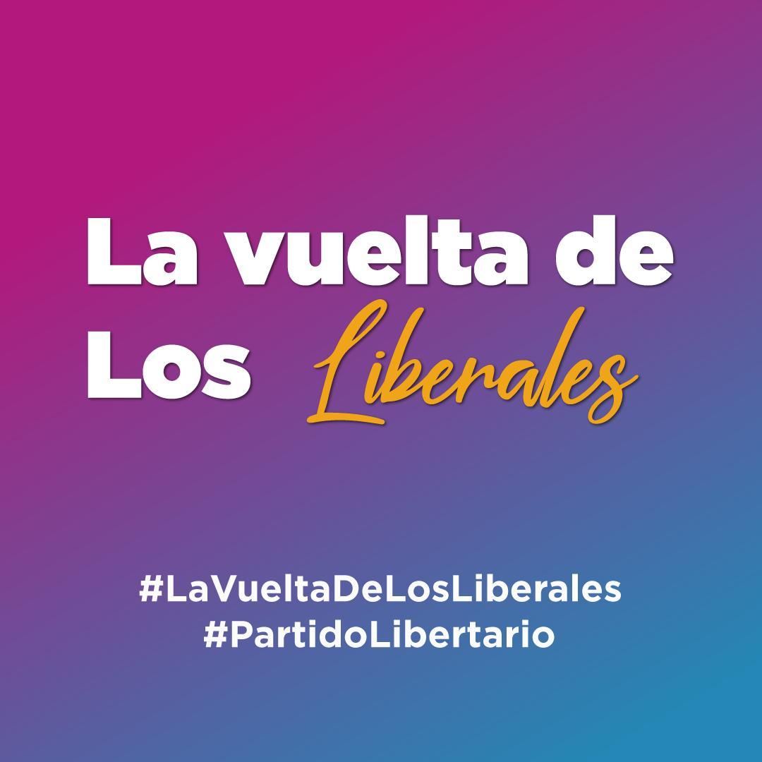 Volvamos a lo que fuimos una vez, volvamos a asombrar al mundo. Volvamos al #progreso y a la #libertad!  Es #LaVueltaDeLosLiberales compartí en tus redes e invita a tus amigos, es la única manera de llegar a cada vez más argentinos.  #PartidoLibertario #Córdoba #Libertarios