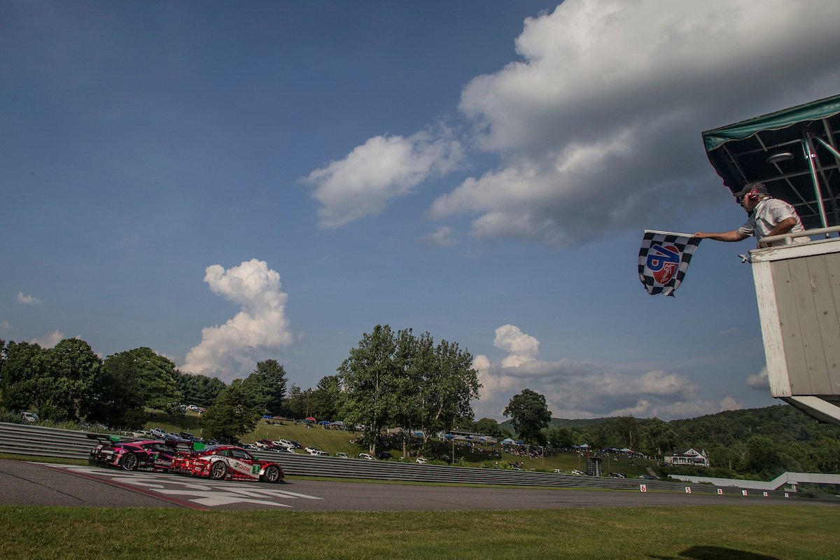A photo finish goes without saying we tried our hardest until the very end. #NortheastGP Official release: michaelshankracing.com/index.php/2019…