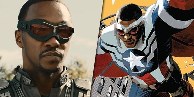 Aw yeah! Anthony Mackie confirms he's wearing Captain America suit in #TheFalconandTheWinterSoldier:   https:// comicbook.com/marvel/2019/07 /20/avengers-endgame-anthony-mackie-captain-america-suit-falcon-winter-soldier-series/  … <br>http://pic.twitter.com/YmR7YtDzef