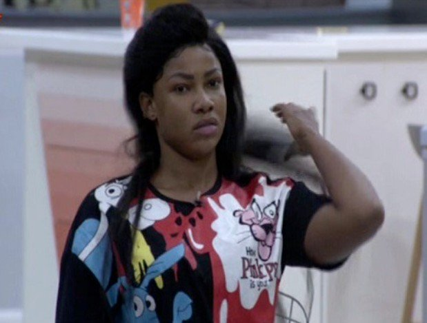 #BBNaija Tacha couldn't handle so much given to her by her rival Mercy at the party .Mike is just the escape goat it could have been anyone. <br>http://pic.twitter.com/jDt2wVUEqb