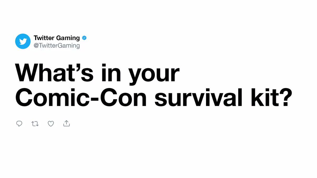 What's in your Comic-Con survival kit?