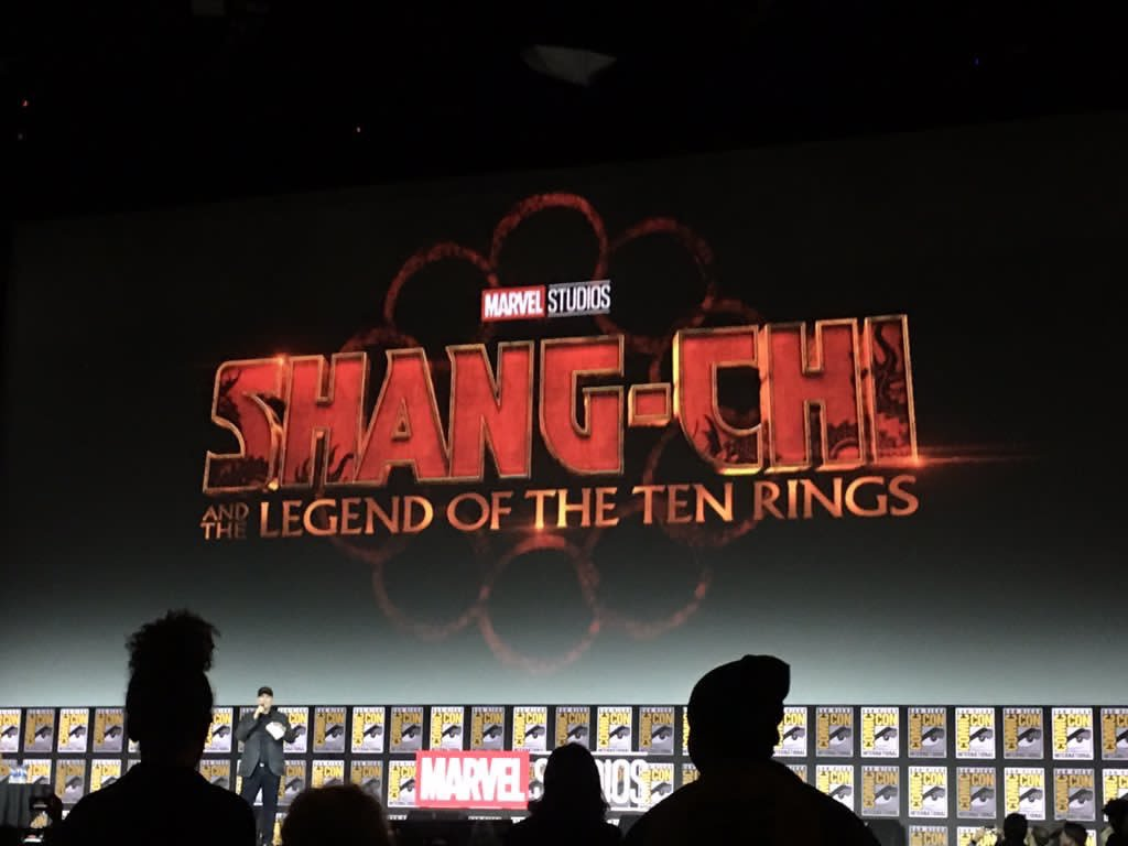 @DiscussingFilm's photo on Shang Chi