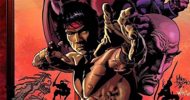 Simu Liu screen tested for the role of Shang-Chi last Sunday and was cast last Tuesday! #MarvelSDCC #SDCC #SDCC2019<br>http://pic.twitter.com/rzFDC0gyB0