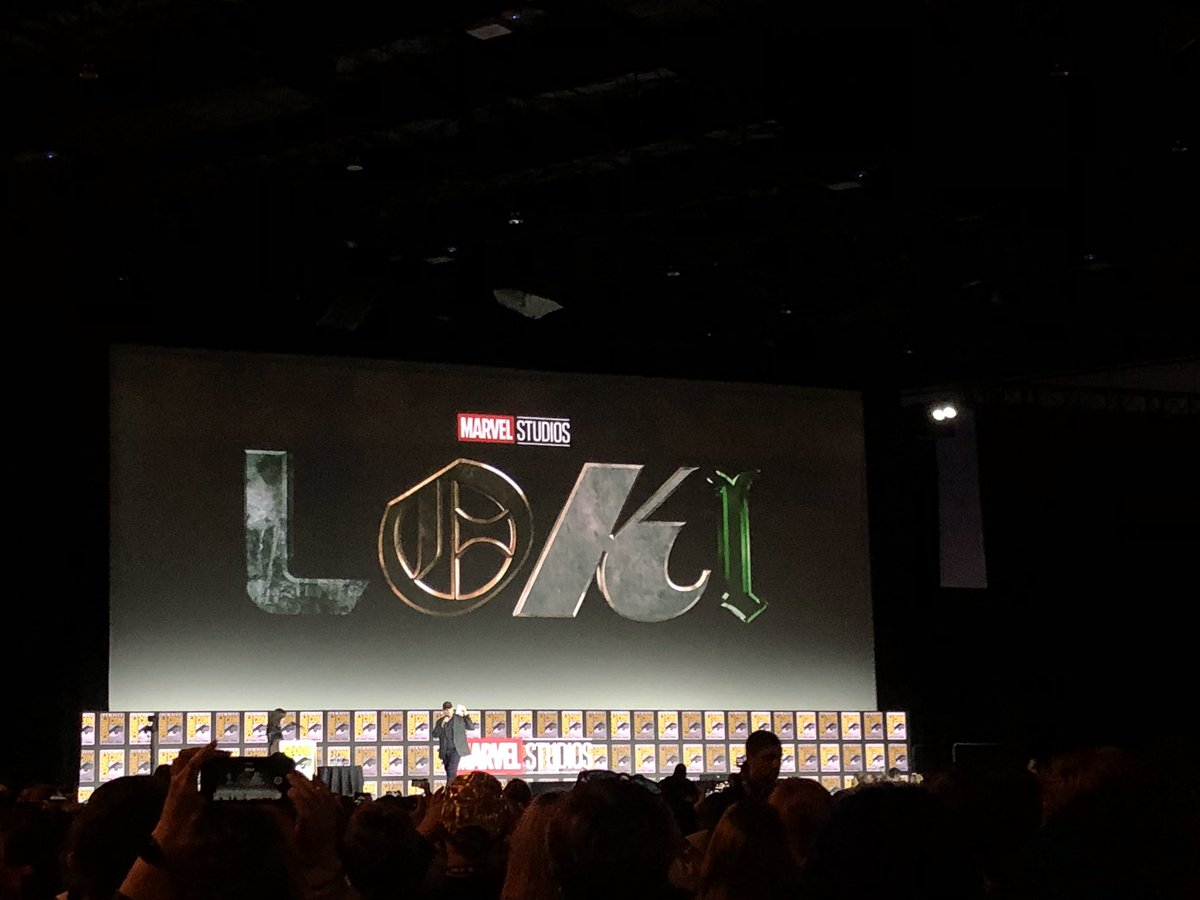 Fiege says the show is about what happens after  Loki stole the Tesseract in Endgame <br>http://pic.twitter.com/pn4bDsCU3L