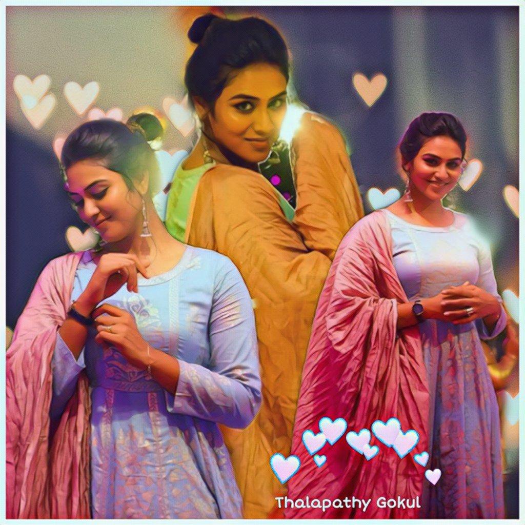 #Indhuja   Looking Pretty Mam @Actress_Indhuja  Good Morning Friends  Enjoy Happy Sunday  <br>http://pic.twitter.com/g2vqqfEJu6
