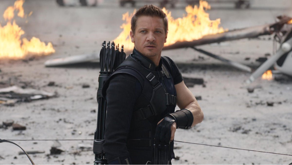 'HAWKEYE' series officially announced for Fall 2021! #MarvelSDCC #SDCC #SDCC2019