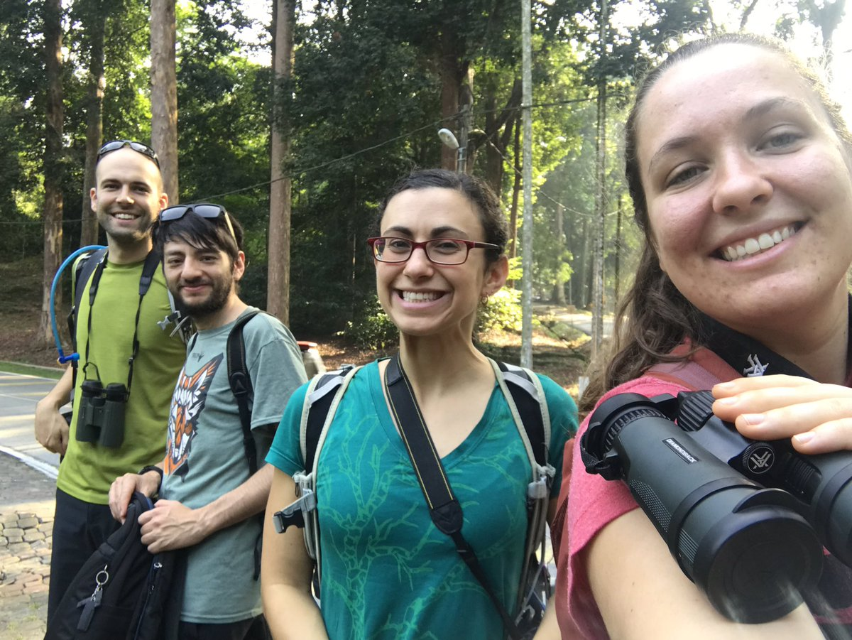 Sundays are for birdwatching   #ICCB2019 @ The Forestry Research Institute of Malaysia<br>http://pic.twitter.com/38fJDYQgWq